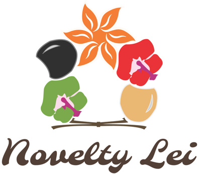 Logo - Novelty Lei